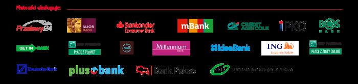 flaga banków