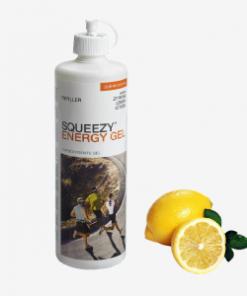SQUEEZY Żel Energetyczny 500 ml cytryna