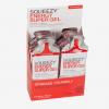 SQUEEZY Żel energetyczny z kofeiną 33 g x 12 szt.