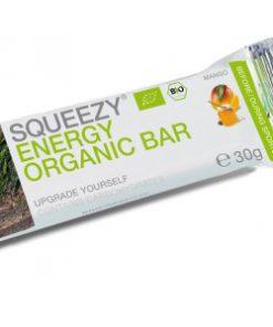 SQUEEZY Organiczny baton energetyczny 40 g x 25 szt.