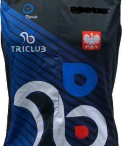 TRICLUB Koszulka triathlonowa damska