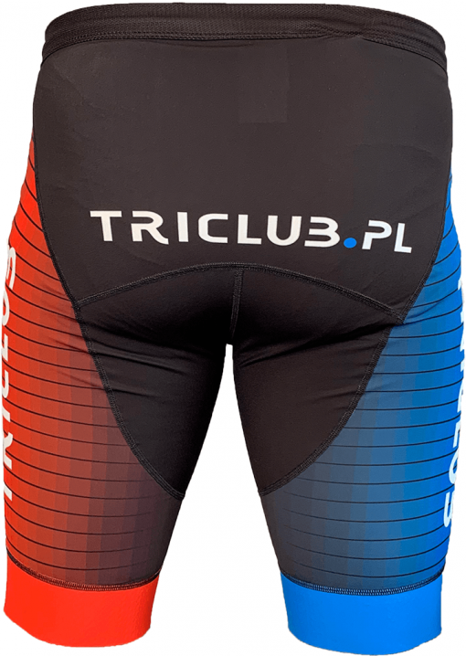 TRICLUB Spodenki triathlonowe damskie