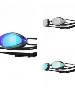 TYR OKULARKI PŁYWACKIE Tracer-X Racing Mirrored