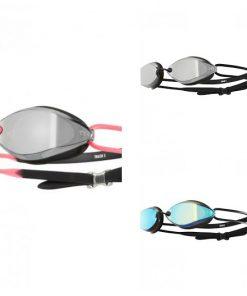 TYR OKULARKI PŁYWACKIE Tracer-X Racing Nano Mirrored