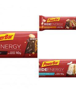 PowerBar Baton energetyczny Ride Energy Bar 55g