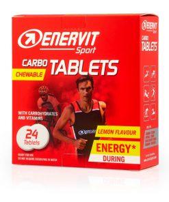 ENERVIT Carbo Tablets 24 szt.