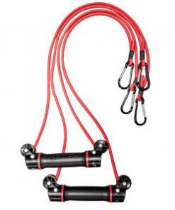 FINIS Gumy treningowe Slide Dryland Trainer 9mm czerwona