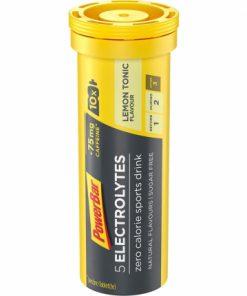PowerBar Elektrolity bez cukru 5 Electrolytes Sports Drink 10 tab.